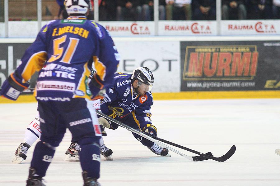 19.10.2012 - (Lukko-HIFK)