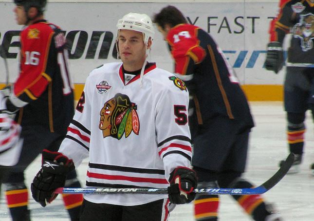 2.10.2009 - (Chicago Blackhawks-Florida Panthers)