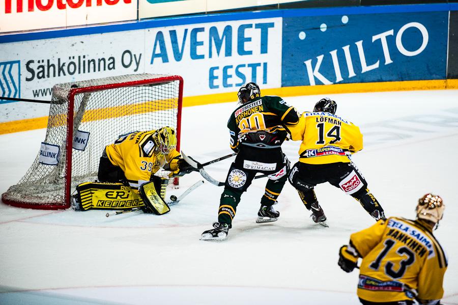 2.10.2012 - (Ilves-SaiPa)