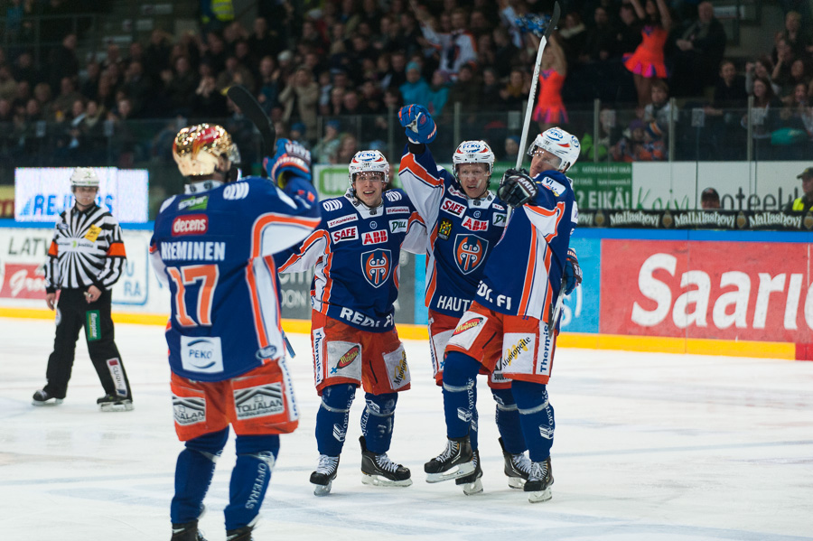 12.3.2013 - (Tappara-Pelicans)