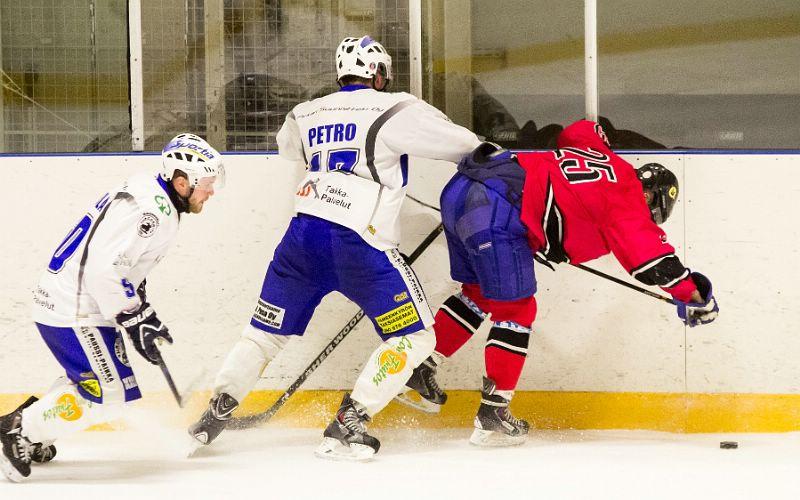07.02.2015 - Hokkarit-Panthers