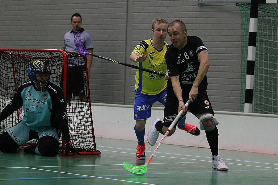 9.11.2019 - (KaKo-FBC Turku)