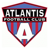 Atlantis Football Club ry - logo