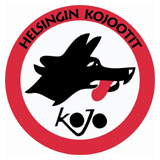 Helsingin Kojootit KOJO ry - logo
