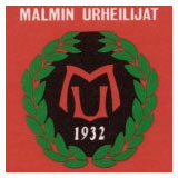 Malmin Urheilijat - logo