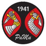 Puna-Mustat ry - logo