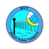Beach Volley Tampere ry - logo