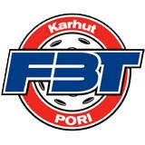 FBT Karhut United ry - logo