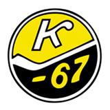 Kiekko-67 - logo