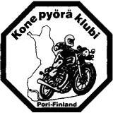 Porin Konepyöräklubi - logo