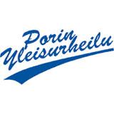 Porin Yleisurheilu ry - logo