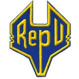 Reposaaren Urheilijat - logo