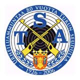 Turun Seudun Ampujat - logo