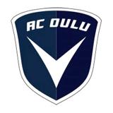 Oulun Edustusjalkapallo AC Oulu ry - logo