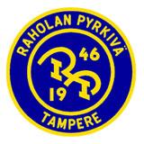 Raholan Pyrkivä ry - logo