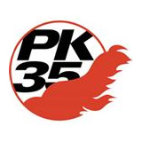 Pallokerho -35 ry - logo