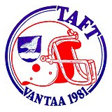 Vantaan TAFT ry - logo